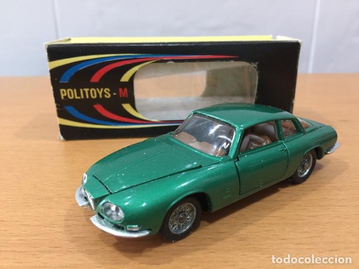 ALFA ROMEO 2600 ZAGATO POLITOYS ESCALA 1:43 (Juguetes - Coches a Escala 1:43 Dinky Toys)