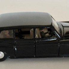 Coches a escala: DINKY TOYS ROLLS ROYCE PHANTOM V – NEGRO - MODELO 152 - VINTAGE 1966 MECCANO ENGLAND. Lote 151269390