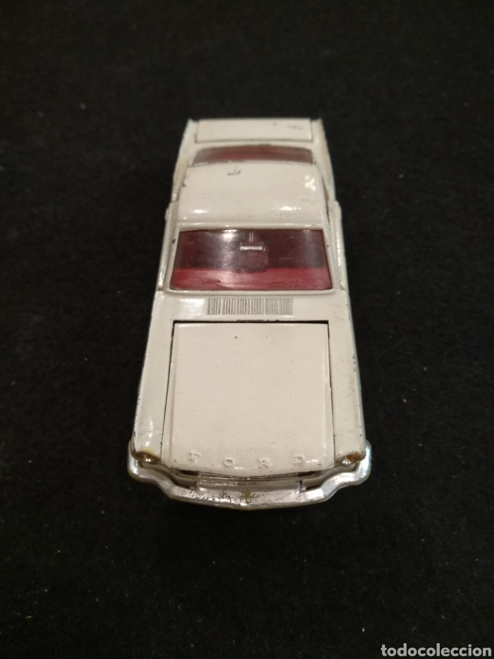 Coches a escala: Ford mustang Dinky toys 161. 1:43 - Foto 3 - 152469374