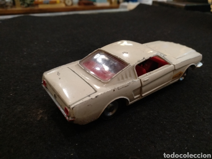 Coches a escala: Ford mustang Dinky toys 161. 1:43 - Foto 4 - 152469374