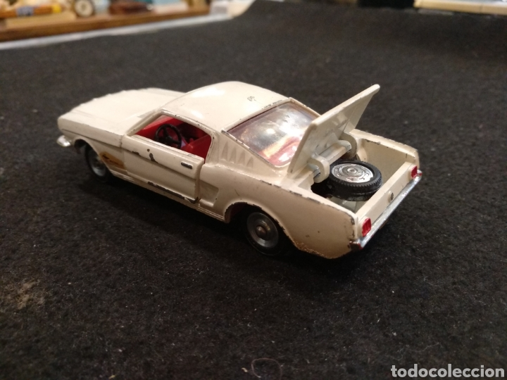 Coches a escala: Ford mustang Dinky toys 161. 1:43 - Foto 5 - 152469374