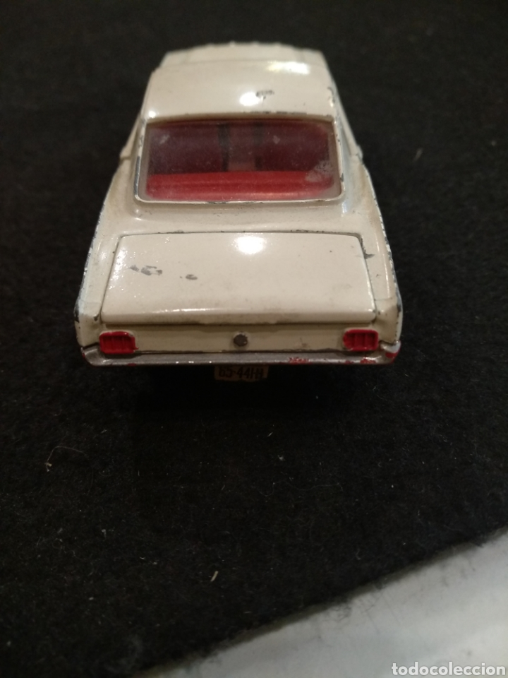 Coches a escala: Ford mustang Dinky toys 161. 1:43 - Foto 6 - 152469374