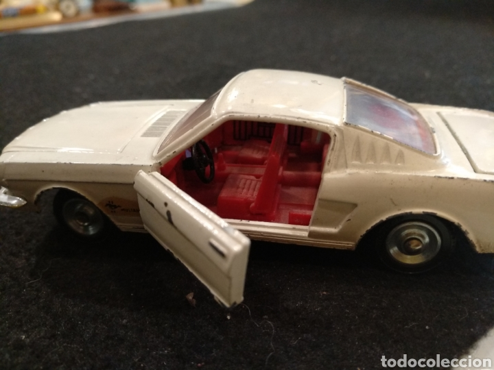 Coches a escala: Ford mustang Dinky toys 161. 1:43 - Foto 8 - 152469374