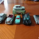 Coches a escala: LOTE OCHO COCHES, SÓLIDO, DINKY TOYS, BATMAN GORGY TOYS, EXCEPCIONAL LOTE. Lote 152540262