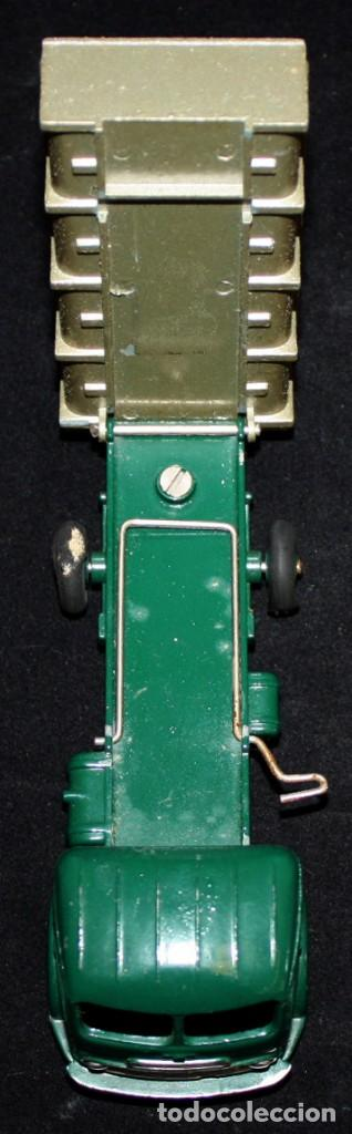 Coches a escala: DINKY TOYS, BENNE BASCULANTE SIMCA CARGO. REF. 33 B - Foto 4 - 152888246