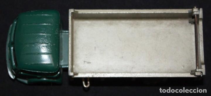 Coches a escala: DINKY TOYS, BENNE BASCULANTE SIMCA CARGO. REF. 33 B - Foto 6 - 152888246