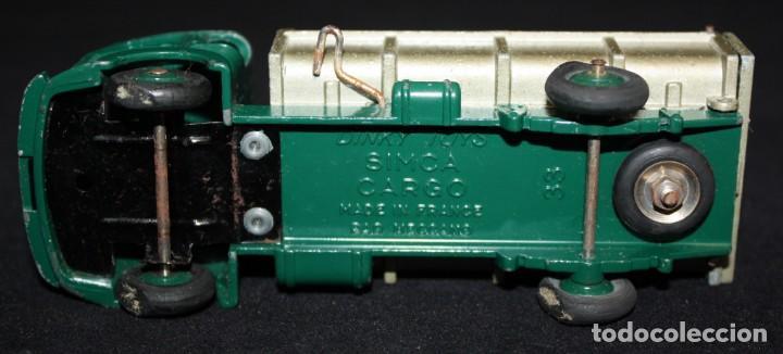 Coches a escala: DINKY TOYS, BENNE BASCULANTE SIMCA CARGO. REF. 33 B - Foto 8 - 152888246