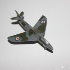 Coches a escala: DINKY TOYS Nº 736, AVION HAWKER HUNTER. VER FOTOS. Lote 158175578