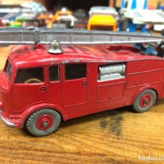 Coches a escala: DINKY SUPERTOYS 955 FIRE ENGINE MADE IN ENGLAND MECCANO LTD. Lote 158991304