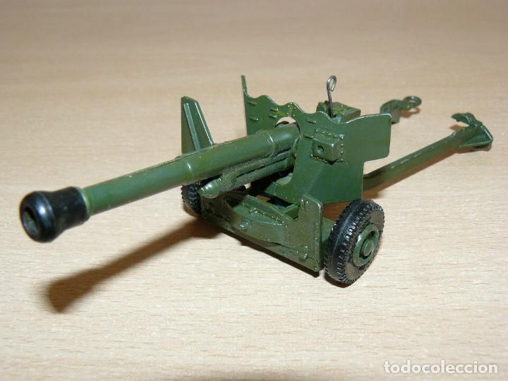 11  Dinky Toys Cañon 6 Pounder Anti Tank Gun Ref  625 Meccano LTD England  canon