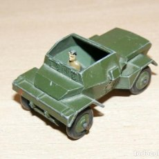 Carros em escala: 33. DINKY TOYS FIELD SCOUT CAR REF. 673 MECCANO LTD MADE IN ENGLAND AÑOS 60/70 EJERCITO ACORAZADA. Lote 159967014