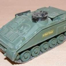 Carros em escala: 43. DINKY TOYS STRIKER ANTI TANK VEHICLE REF. 691 MADE IN ENGLAND AÑOS 70 TANQUE ARMY EJERCITO. Lote 159969354