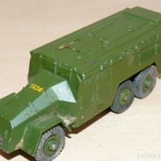 Coches a escala: 54. DINKY TOYS ARMOURED COMMAND VEHICLE REF 677 MECCANO LTD MADE IN ENGLAND 60'S . Lote 160027070