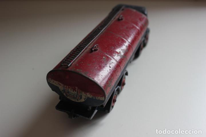 Coches a escala: CAMIÓN FODEN DINKY SUPERTOYS - MADE IN ENGLAND MECCANO LTD. VER FOTOS - Foto 3 - 160543966