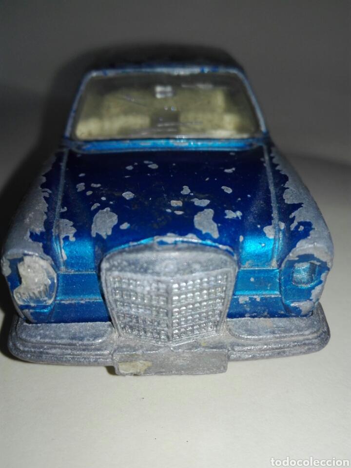 Coches a escala: Dinky Toys Mercedes 250 SE - Foto 2 - 160625120