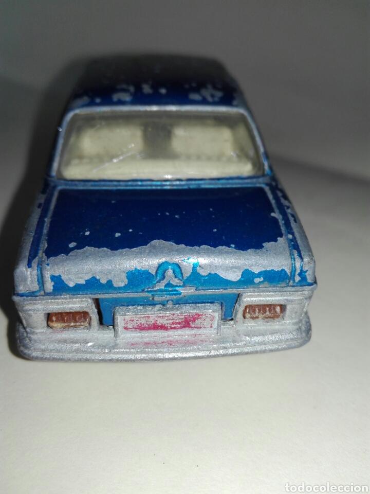 Coches a escala: Dinky Toys Mercedes 250 SE - Foto 3 - 160625120