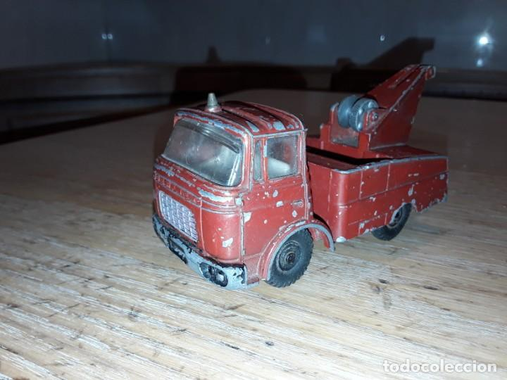 DINKY TOYS, BERLIET CRAS TRUCK, ENGLAND. (Juguetes - Coches a Escala 1:43 Dinky Toys)