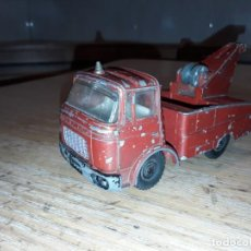 Coches a escala: DINKY TOYS, BERLIET CRAS TRUCK, ENGLAND.. Lote 161739834