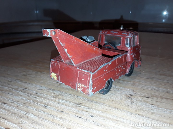 Coches a escala: Dinky toys, Berliet Cras truck, England. - Foto 2 - 161739834