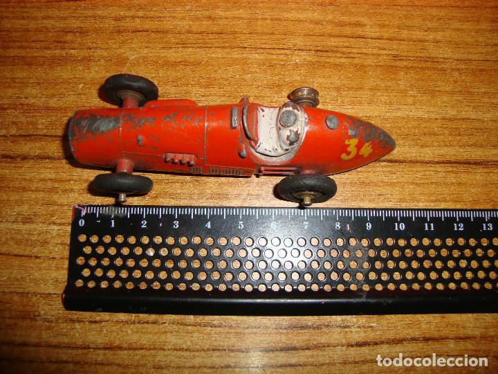 Coches a escala: (TC-209/19) COCHE DINKY TOYS FERRARI - Foto 6 - 163632350
