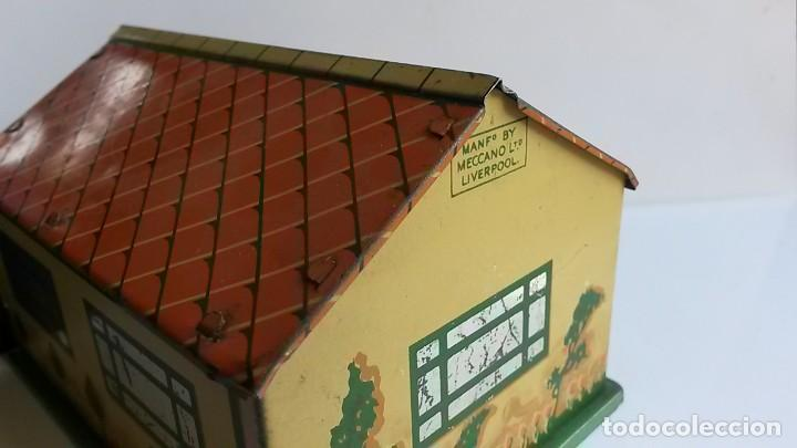 Coches a escala: DINKY TOYS - Pre-War 1937- Garage in Tinplate/Tôle - Excellent - Foto 3 - 163701934
