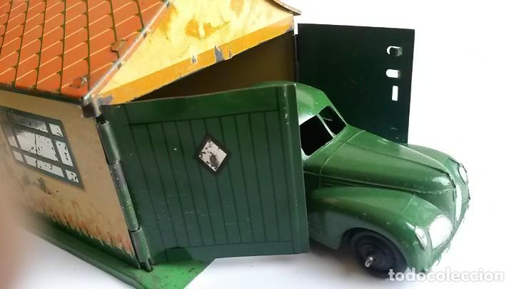 Coches a escala: DINKY TOYS - Pre-War 1937- Garage in Tinplate/Tôle - Excellent - Foto 9 - 163701934