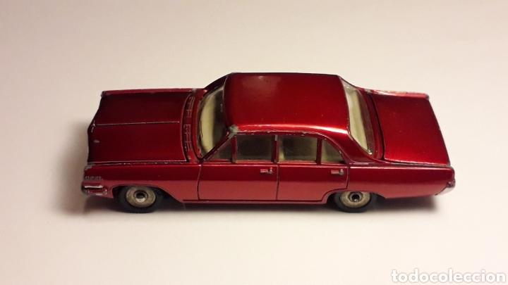 Coches a escala: Opel Admiral ref. 513, metal esc. 1/43, Dinky Toys Poch (Spain) made in France, original años 60. - Foto 3 - 166575794