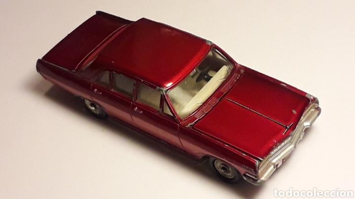 Coches a escala: Opel Admiral ref. 513, metal esc. 1/43, Dinky Toys Poch (Spain) made in France, original años 60. - Foto 7 - 166575794
