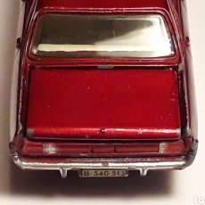 Coches a escala: OPEL ADMIRAL REF. 513, METAL ESC. 1/43, DINKY TOYS POCH (SPAIN) MADE IN FRANCE, ORIGINAL AÑOS 60.. Lote 166575794