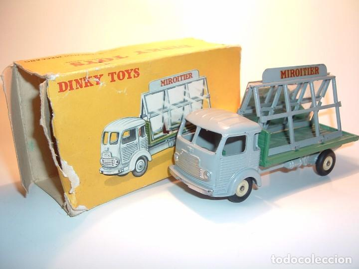 DINKY TOYS, SIMCA CARGO GLASS TRUCK, REF 33 (Juguetes - Coches a Escala 1:43 Dinky Toys)