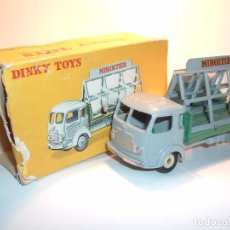 Coches a escala: DINKY TOYS, SIMCA CARGO GLASS TRUCK, REF 33. Lote 166614014