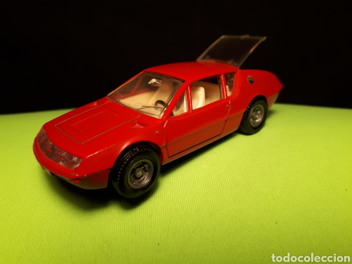 DINKY TOYS ALPINE RENAULT (Juguetes - Coches a Escala 1:43 Dinky Toys)