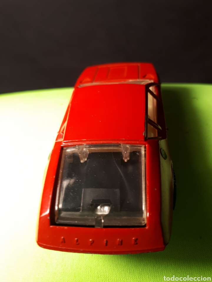 Coches a escala: DINKY TOYS ALPINE RENAULT - Foto 3 - 169832581