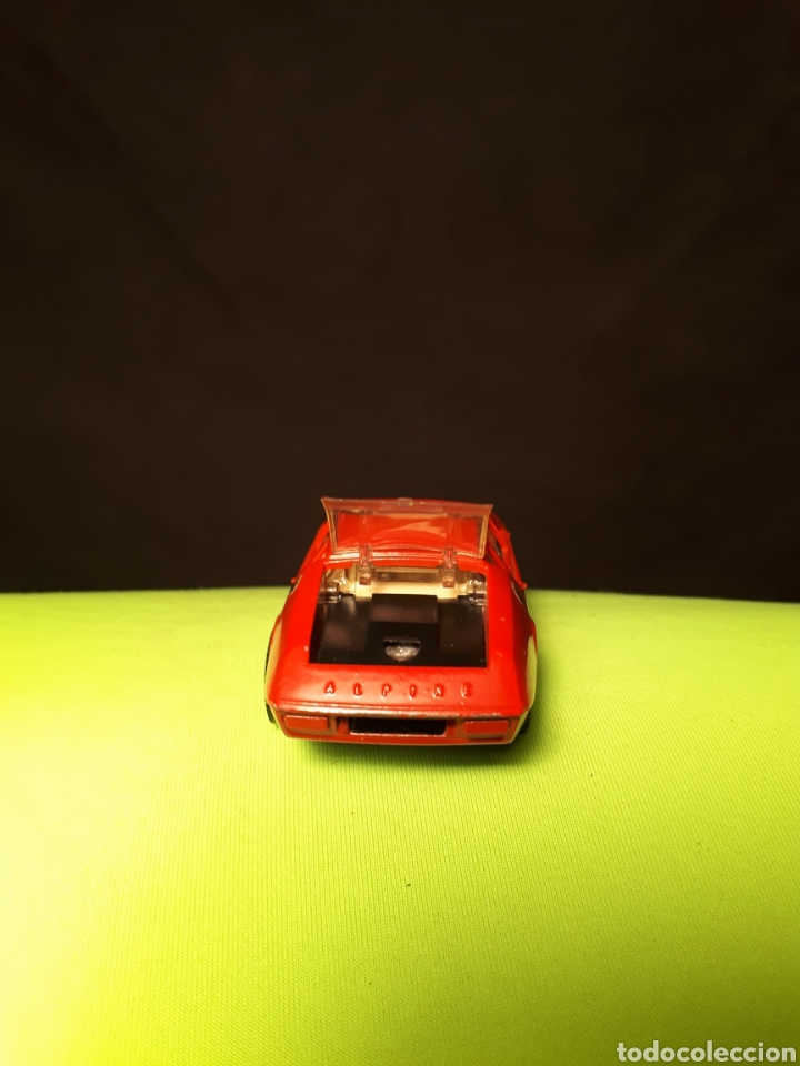 Coches a escala: DINKY TOYS ALPINE RENAULT - Foto 4 - 169832581