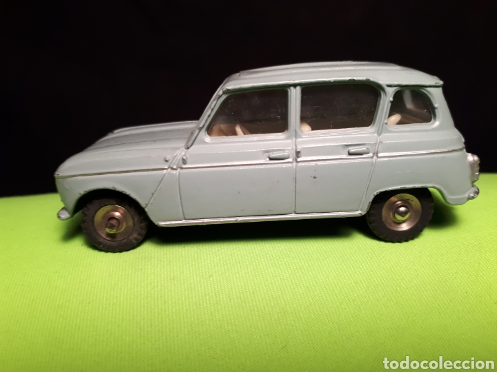 Coches a escala: DINKY TOYS RENAULT 4L - Foto 3 - 169832904