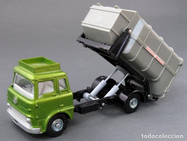 Coches a escala: Camión basura Dinky Toys Bedford Refuse Wagon 1/43 - Foto 2 - 175126575