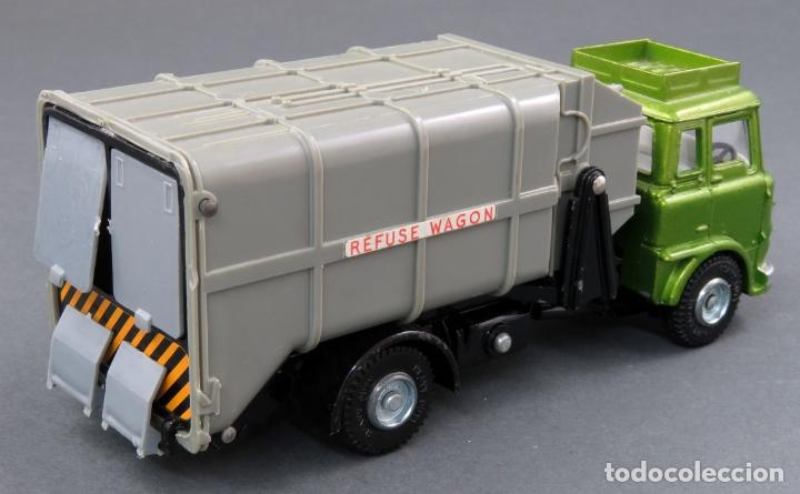 Coches a escala: Camión basura Dinky Toys Bedford Refuse Wagon 1/43 - Foto 3 - 175126575