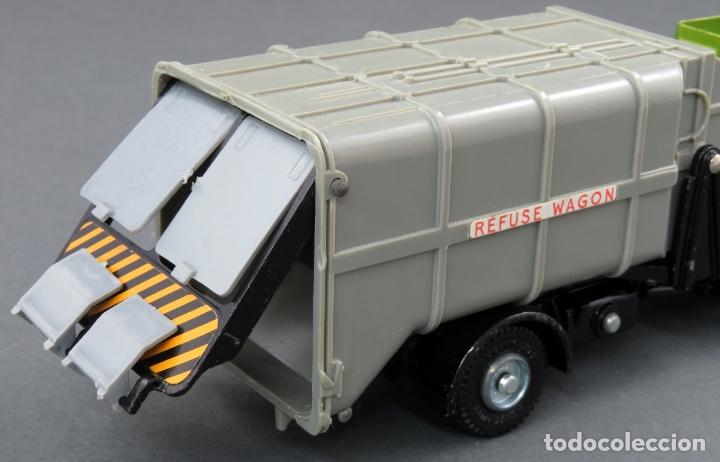 Coches a escala: Camión basura Dinky Toys Bedford Refuse Wagon 1/43 - Foto 4 - 175126575