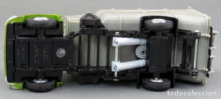Coches a escala: Camión basura Dinky Toys Bedford Refuse Wagon 1/43 - Foto 5 - 175126575