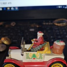 Coches a escala: DINKY TOYS FORD MODEL T, PAPÁ NOEL. Lote 175180474