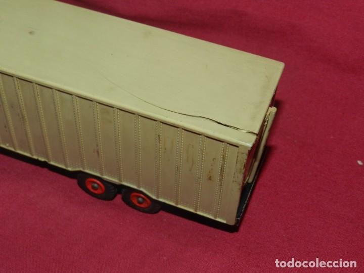 Coches a escala: (BF) Dinky Supertoys Trucking Mc Lean Company - Camion original, 28'5x5,5 cm - Foto 4 - 175785459