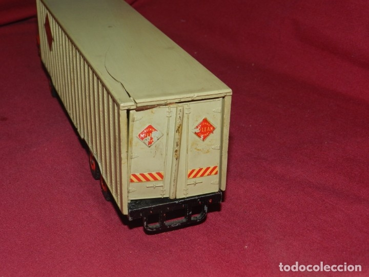 Coches a escala: (BF) Dinky Supertoys Trucking Mc Lean Company - Camion original, 285x5,5 cm - Foto 5 - 175785459