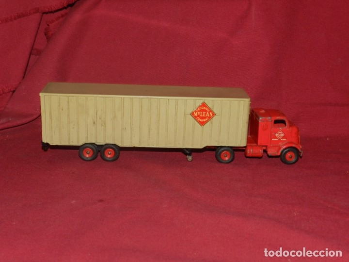 Coches a escala: (BF) Dinky Supertoys Trucking Mc Lean Company - Camion original, 28'5x5,5 cm - Foto 6 - 175785459