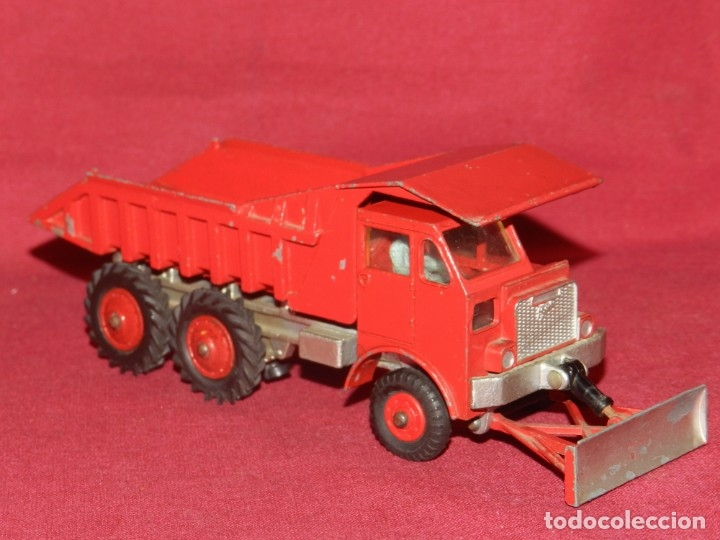 Coches a escala: (BF) DINKY SUPERTOYS Foden Dump Truck - Camion - 17x5 cm, Señales de uso normales - Foto 2 - 175786009