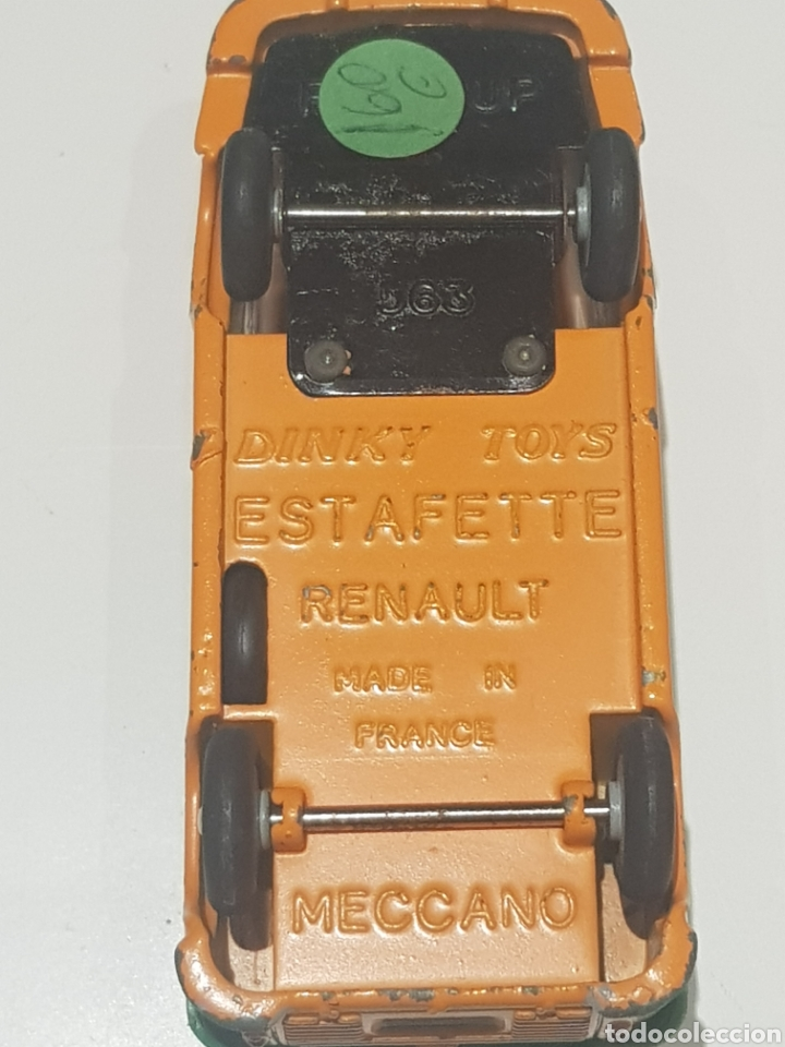 Coches a escala: Dinky Toys Renault Estafette 563 Pick Up France Muy bueno - Foto 5 - 176437427