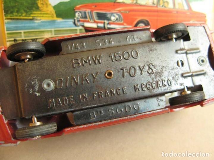 Coches a escala: DINKY TOYS 102-157-177-519-517..Y MAS. ORIGINAL-CAJAS-AÑOS 50-70. -MUY BUEN ESTADO-20 COCHES - Foto 26 - 176951937