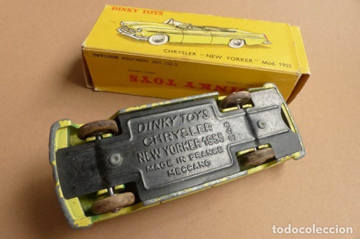 Coches a escala: DINKY TOYS 102-157-177-519-517..Y MAS. ORIGINAL-CAJAS-AÑOS 50-70. -MUY BUEN ESTADO-20 COCHES - Foto 33 - 176951937