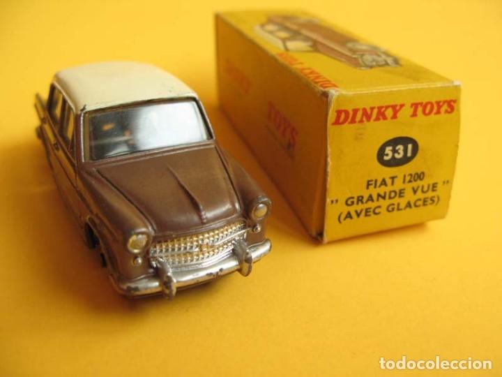 Coches a escala: DINKY TOYS 102-157-177-519-517..Y MAS. ORIGINAL-CAJAS-AÑOS 50-70. -MUY BUEN ESTADO-20 COCHES - Foto 70 - 176951937