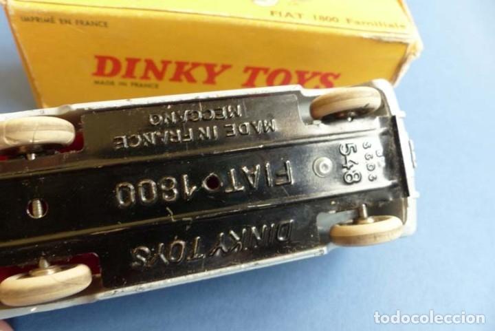 Coches a escala: DINKY TOYS 102-157-177-519-517..Y MAS. ORIGINAL-CAJAS-AÑOS 50-70. -MUY BUEN ESTADO-20 COCHES - Foto 78 - 176951937