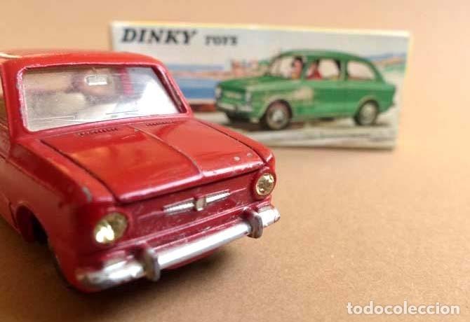 Coches a escala: DINKY TOYS 102-157-177-519-517..Y MAS. ORIGINAL-CAJAS-AÑOS 50-70. -MUY BUEN ESTADO-20 COCHES - Foto 86 - 176951937